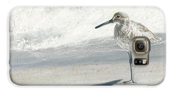 Study Of A Sandpiper Galaxy S6 Case