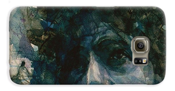 Subterranean Homesick Blues  Galaxy S6 Case by Paul Lovering