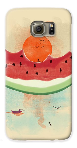 Summer Delight Galaxy S6 Case