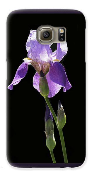 Sun-drenched Iris Galaxy S6 Case