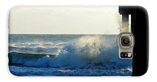 Galaxy S6 Case featuring the photograph Sun Splash by Anthony Baatz