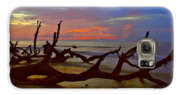Sunrise On Bulls Island Galaxy S6 Case