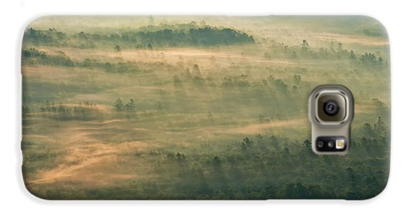 Sunrise On The Parkway - Blue Ridge Parkway - Asheville - North Carolina Galaxy S6 Case
