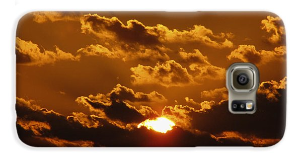 Sunset 5 Galaxy S6 Case