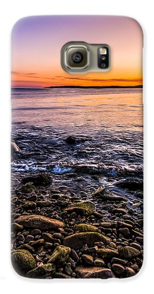 Sunset Photos Elgol Isle Of Skye Galaxy S6 Case