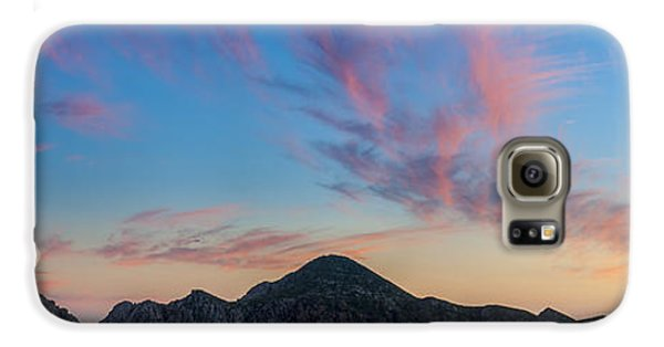 Galaxy S6 Case featuring the photograph Sunset Over Cabo by Sebastian Musial