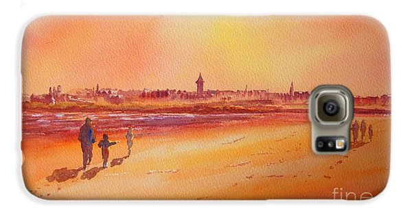 Sunset St Andrews Scotland Galaxy S6 Case