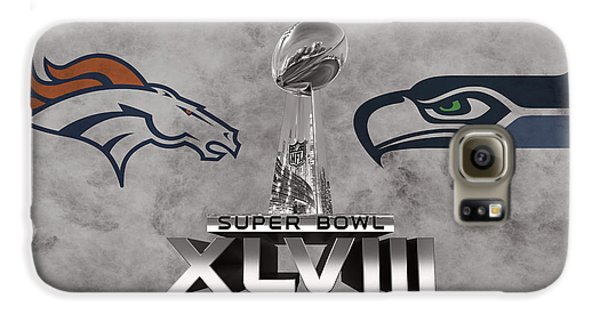 Super Bowl Xlvlll Galaxy S6 Case