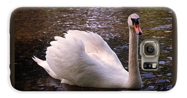 Swan Pose Galaxy S6 Case