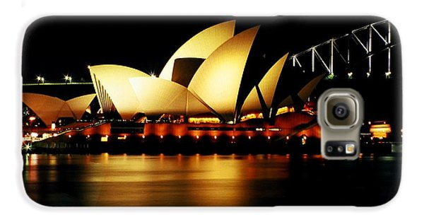 Sydney Opera House Galaxy S6 Case