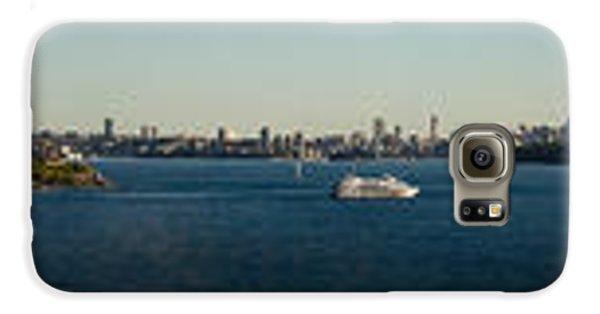 Galaxy S6 Case featuring the photograph Sydney Panorama by Miroslava Jurcik
