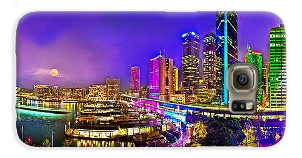 Sydney Vivid Festival Galaxy S6 Case