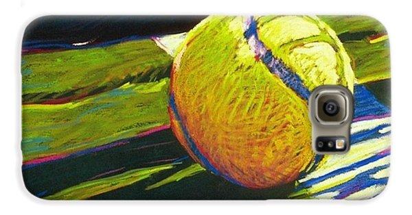 Tennis I Galaxy S6 Case by Jim Grady