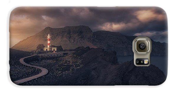 Canary Galaxy S6 Case - Tenoa?s Lighthouse by Iv?n Ferrero