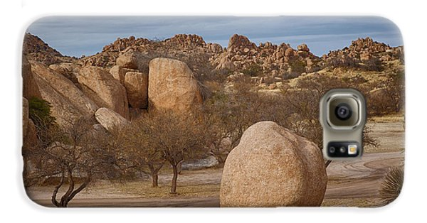 Texas Canyon In Arizona Galaxy S6 Case
