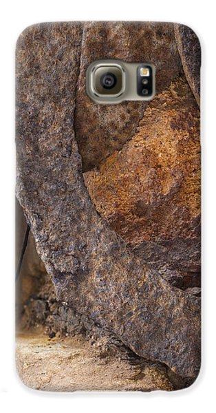Textures 2 Galaxy S6 Case