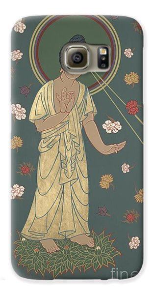 The Amitabha Buddha Descending 247 Galaxy S6 Case