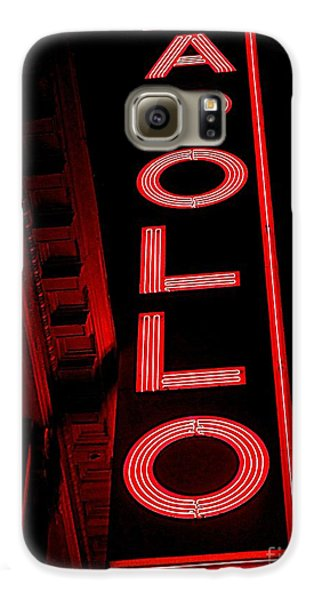 The Apollo Galaxy S6 Case by Ed Weidman
