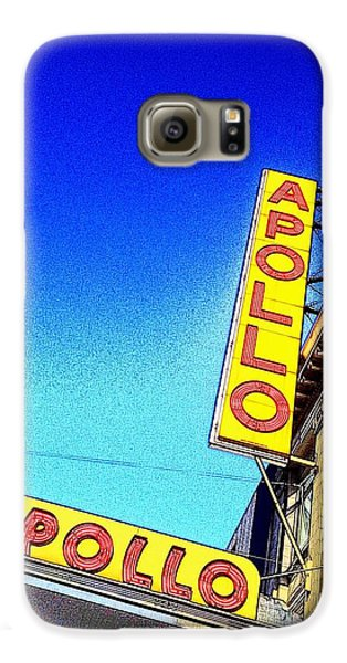 The Apollo Galaxy S6 Case by Gilda Parente