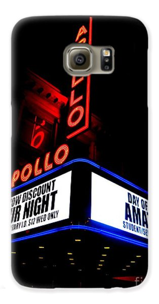 The Apollo Theater Galaxy S6 Case by Ed Weidman
