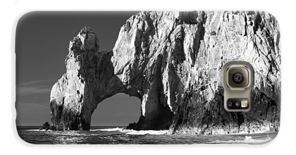 The Arch Cabo San Lucas In Black And White Galaxy S6 Case