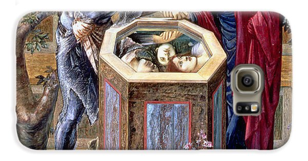 The Baleful Head, C.1876 Galaxy S6 Case by Sir Edward Coley Burne-Jones
