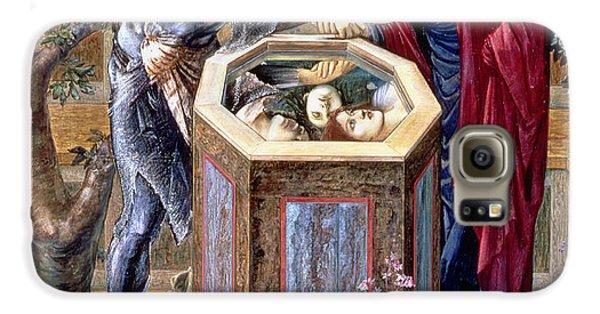 The Baleful Head, C.1876 Galaxy S6 Case by Sir Edward Coley Burne-Jones