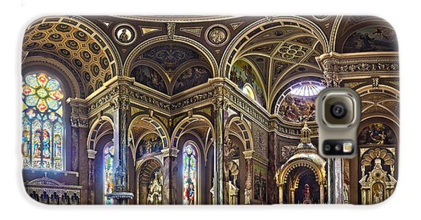 The Basilica Of St. Josaphat Galaxy S6 Case