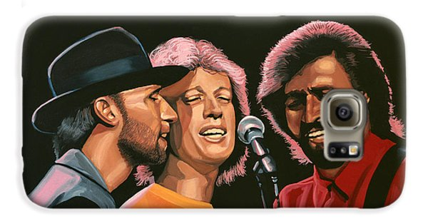Rhythm And Blues Galaxy S6 Case - The Bee Gees by Paul Meijering