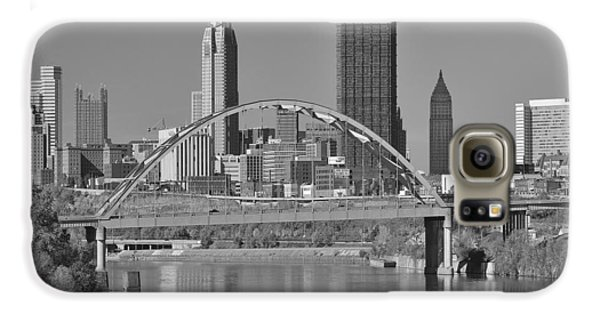 The Birmingham Bridge In Pittsburgh Galaxy S6 Case
