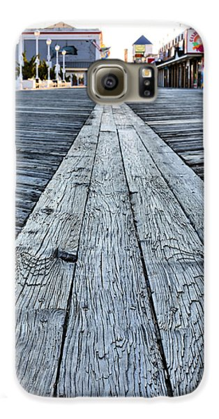 The Boardwalk Galaxy S6 Case
