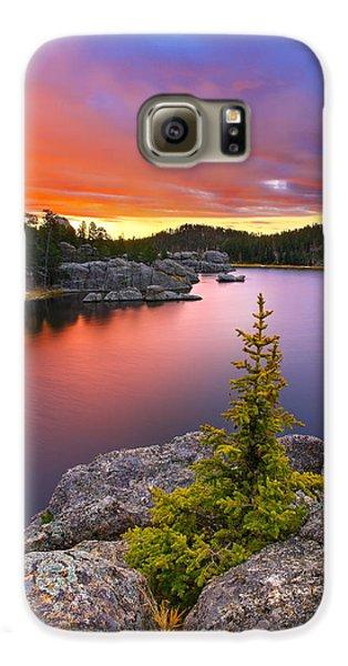 Landscapes Galaxy S6 Case - The Bonsai by Kadek Susanto