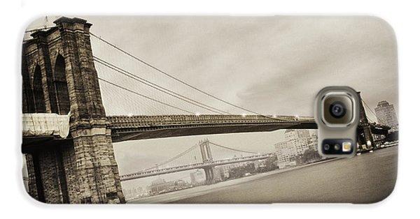 The Brooklyn Bridge Galaxy S6 Case