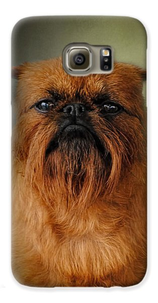 The Brussels Griffon Galaxy S6 Case