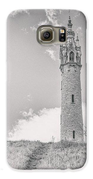 Castle Galaxy S6 Case - The Castle Tower by Scott Norris