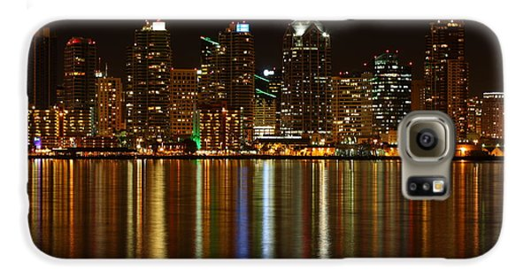 The Colors Of San Diego Galaxy S6 Case by Nathan Rupert
