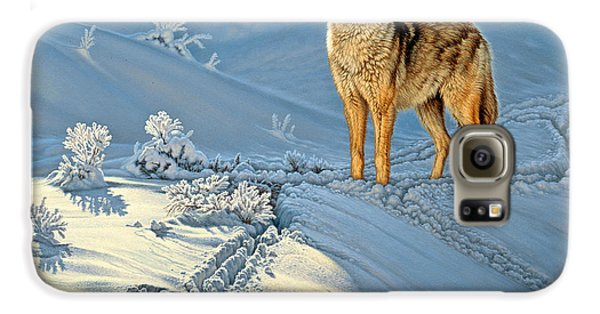 the Coyote - God's Dog Galaxy S6 Case