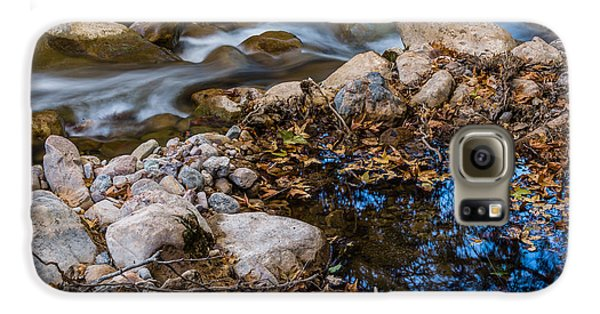 The Creek And The Quiet Pool Galaxy S6 Case