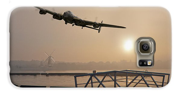 The Dambusters - Last One Home Galaxy S6 Case by Gary Eason