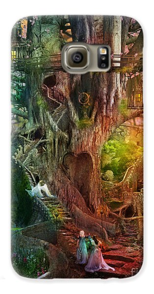 The Dreaming Tree Galaxy S6 Case by Aimee Stewart