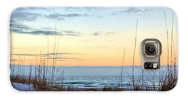 The Dunes Of Pc Beach Galaxy S6 Case