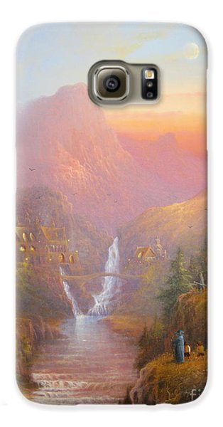 The Fellowship Of The Ring Galaxy S6 Case by Joe  Gilronan