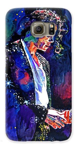 The Final Performance - Michael Jackson Galaxy S6 Case by David Lloyd Glover