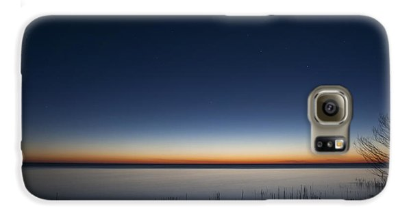 The First Light Of Dawn Galaxy S6 Case by Scott Norris