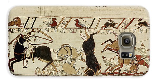 The Bayeux Tapestry Galaxy S6 Case by French School