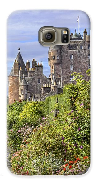 The Garden Of Glamis Castle Galaxy S6 Case