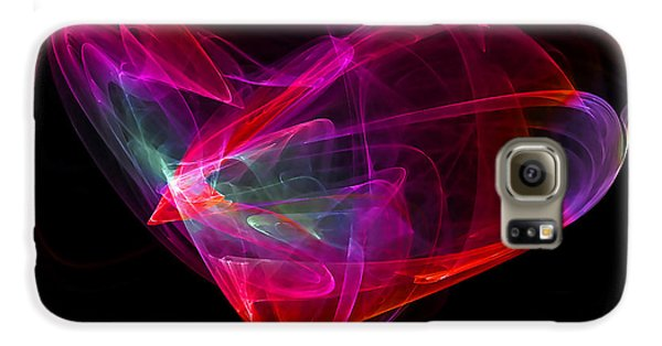 The Glass Heart Galaxy S6 Case