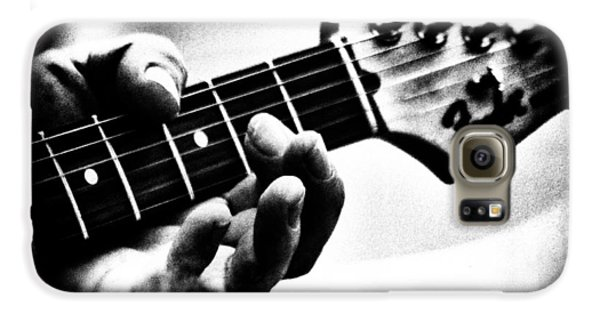 Guitar Galaxy S6 Case - The Guitar by Bob Orsillo