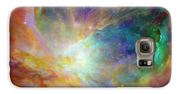Space Galaxy S6 Case - The Hatchery  by Jennifer Rondinelli Reilly - Fine Art Photography