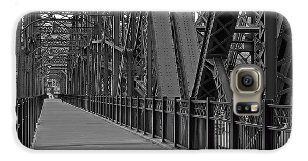 The Hot Metal Bridge In Pittsburgh Galaxy S6 Case